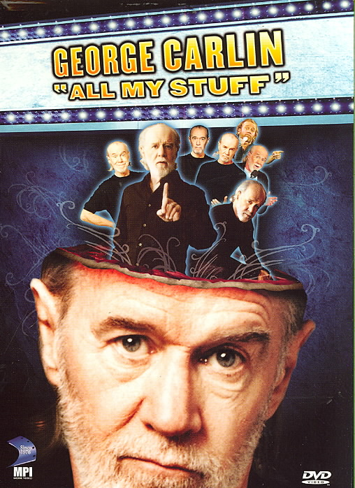 GEORGE CARLIN:ALL MY STUFF BY CARLIN,GEORGE (DVD)